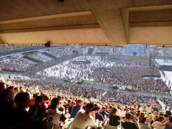 Eminem Europa 2013 Tour: Filme, Bilder, Fotos, Konzert