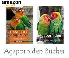 Agaporniden Bücher
