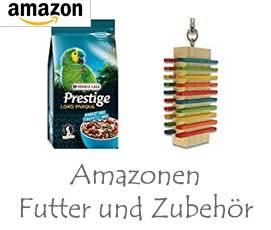 Amazonen Futter & Zubehör