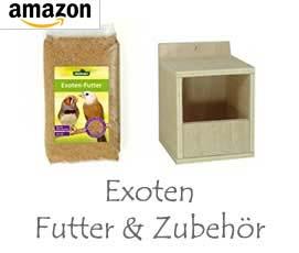 Exoten Futter & Zubehör