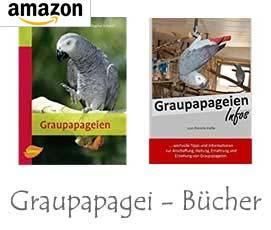 Graupapagei - Bücher