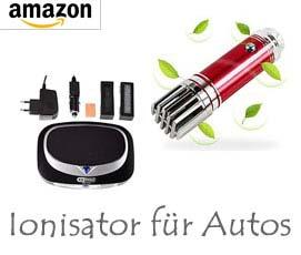 Ionisator für Auto