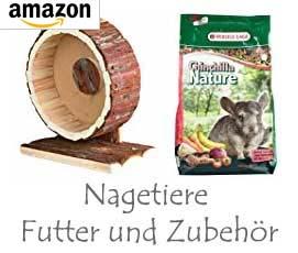 Nagetiere - Zubehör & Futter