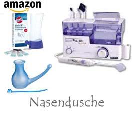 Nasendusche - Nasenspülung