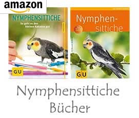 Nymphensittiche Bücher
