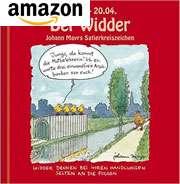 Buch: Johann Mayrs Satierkreiszeichen Widder