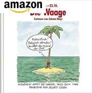 Buch: Die Waage, Cartoon-Geschenkbuch