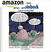 Buch: Der Steinbock, Cartoon-Geschenkbuch