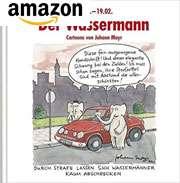 Buch: Der Wassermann, Cartoon-Geschenkbuch
