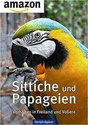 Buch: Sittiche und Papageien
