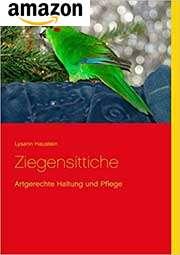 Buch: Ziegensittiche - Artgerechte Haltung und Pflege