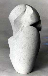Skulptur Das ewige Eis